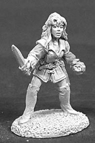 Reaper Miniatures Tara the Silent