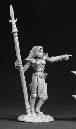 02326: Britta, War Maiden by Bobby Jackson: www.mightylancergames.co.uk