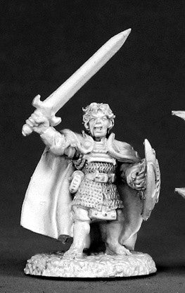 Reaper DHL 02531 - Dobbin, Halfling: www.mightylancergames.co.uk