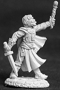 reaper miniatures 02642: Tuomas the Seeker