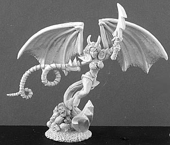 reaper miniatures Princess of Hell 02923: