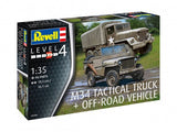 Revell M34 Tactical Truck + Off-Road Vehicle -1:35