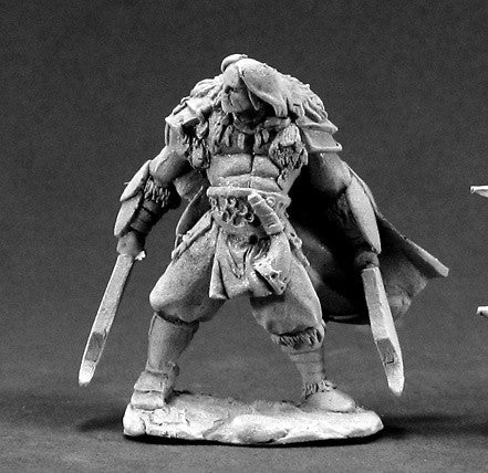 Dark Heaven Legends 03362: Kjell Bloodbear, Barbarian by Matt Gubser