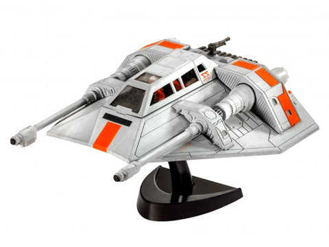 Snowspeeder-Model Kit  (1/52)  -  Scale Plastic Model Kit
