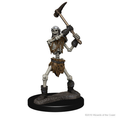 D&D Nolzur's Marvelous Minis: Skeletons [SKU: 72559]