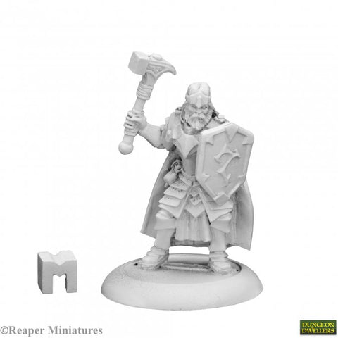 07029  Balzador, Cleric - Dungeon Dwellers