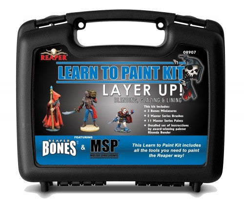 reaper miniature uk stockist learn to paint