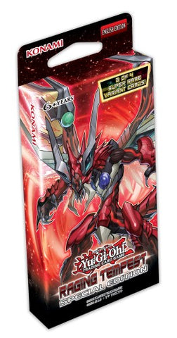 Yu-Gi-Oh! TCG: Raging Tempest Special Edition: www.mightylancergames.co.uk