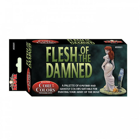 REAPER FAST PALETTE: FLESH OF THE DAMNED - UNDEAD SKIN