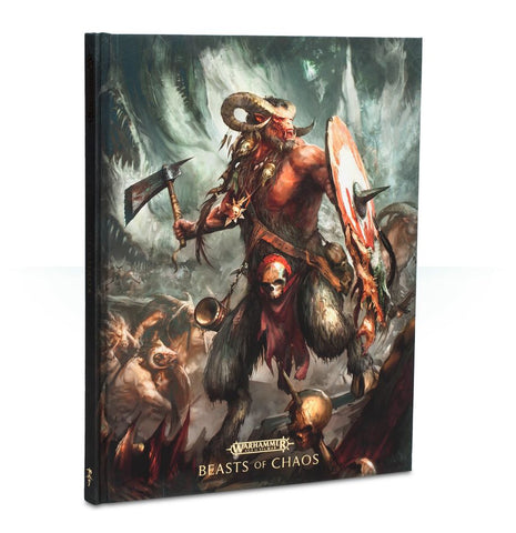 Age of Sigmar: Beasts of Chaos Battletome: www.mightylancergames.co.uk