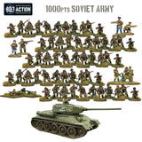 Soviet Starter Army - Bolt Action