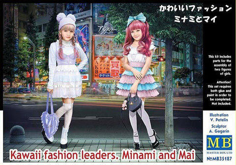 Kawaii - Fashion Leaders: www.mightylancergames.co.uk