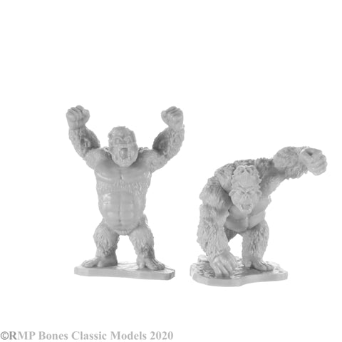 reaper miniatures 77690 Killer Apes