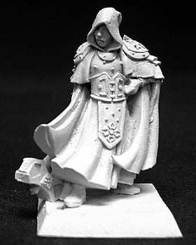 14050: Sir Broderick, Crusaders Captain sculpted by Bobby Jackson: www.mightylancergames.co.uk