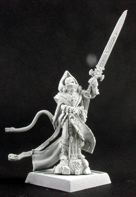 14127: Arik, Overlords Mage sculpted by Chaz Elliott: www.mightylancergames.co.uk
