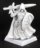 14200: Sir Brannor, Crusaders Captain sculpted by Bobby Jackson: www.mightylancergames.co.uk