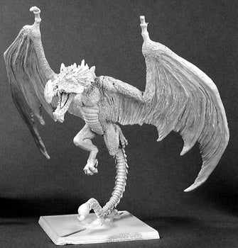 14260: Bile the Wyvern,Overlords Monster sculpted by Bob Olley