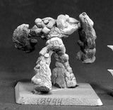 14444: Lesser Earth Elemental sculpted by Kevin Williams