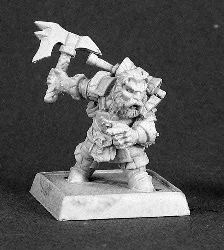 Reaper Warlord 14465 - Durin Pathfinder: www.mightylancergames.co.uk