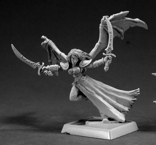 14494: Jhorxia, Succubus sculpted by Bobby Jackson