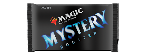 Mystery Booster - Single pack (Magic The Gathering)