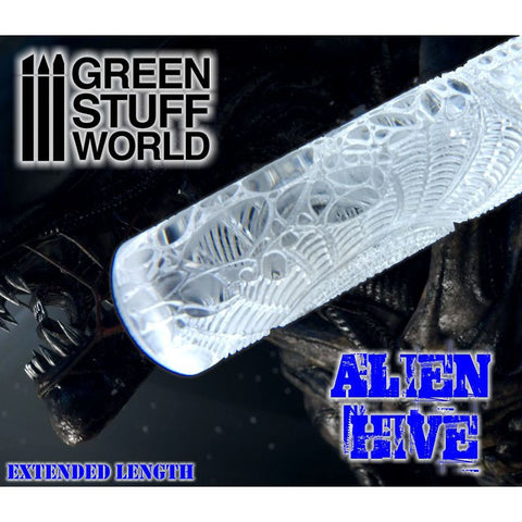 Alien Hive - Rolling Pin - 1664 Green Stuff World