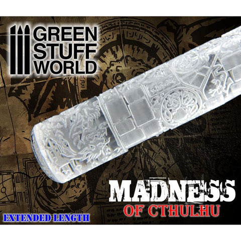 Madness of Cthulhu - Rolling Pin - 1604 Green Stuff World