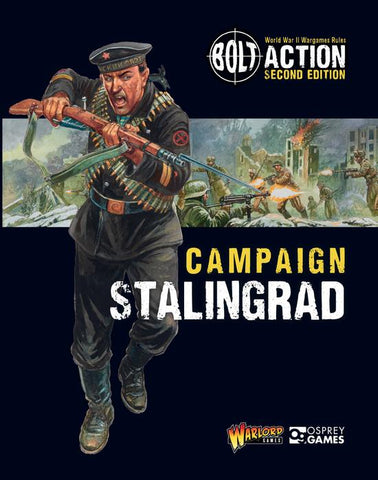 Stalingrad campaign book - Bolt Action 2nd Edition :www.mightylancergames.co.uk