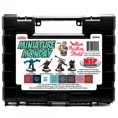Reaper: Miniature Monday: February 2020 Set -95002