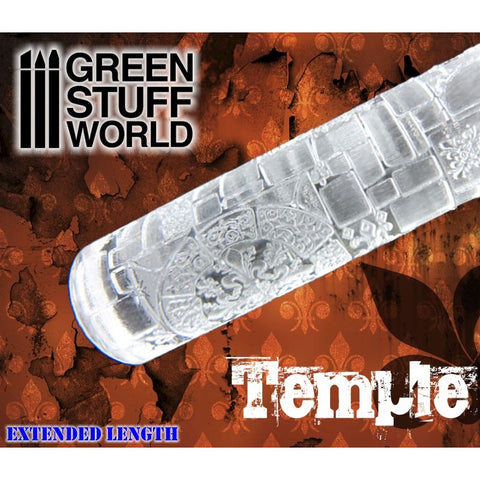 Temple - Rolling Pin - 1373 Green Stuff World