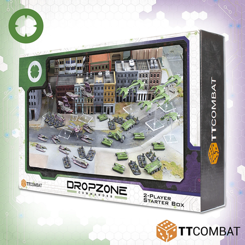 Dropzone Commander - Two Player Starter Box