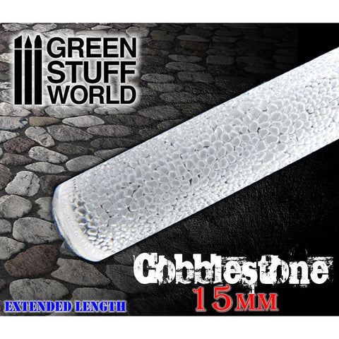 Cobblestone 15mm - Rolling Pin - 1625 Green Stuff World
