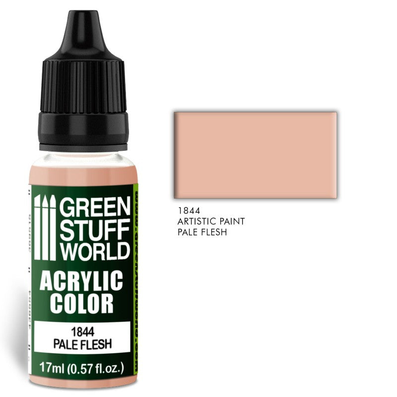 PALE FLESH -Acrylic Colour -1844  Green Stuff World