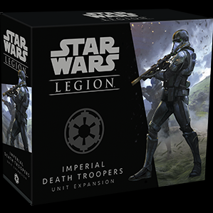 Imperial Death Troopers Unit Expansion - Star Wars Legion - SWL34