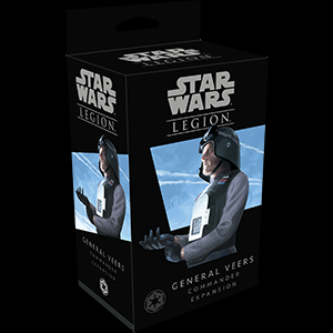 General Veers Commander Expansion - Star Wars Legion - SWL10