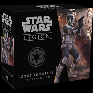 Imperial Scout Troopers Unit Expansion - Star Wars Legion - SWL19