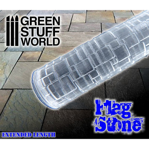 Flagstone - Rolling Pin - 1676 Green Stuff World