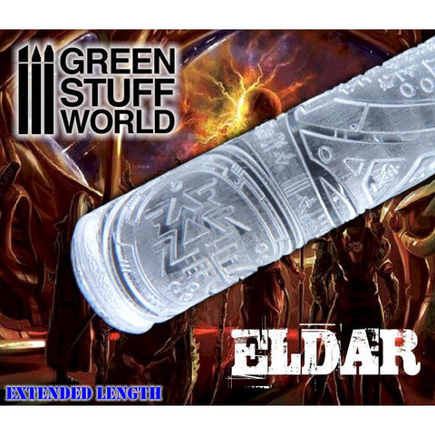 ELDAR - Rolling Pin - 1683 Green Stuff World