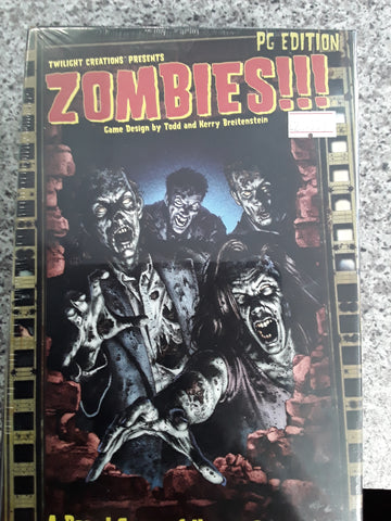 Zombies!!! PG Edition (Twilight Creations): www.mightylancergames.co.uk