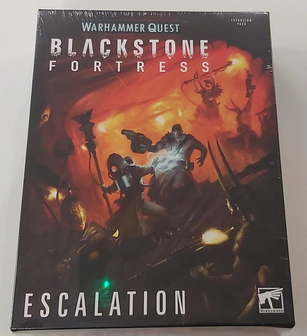 Blackstone Fortress: Escalation NEW!!! Pre-release product shipping 31/08/19