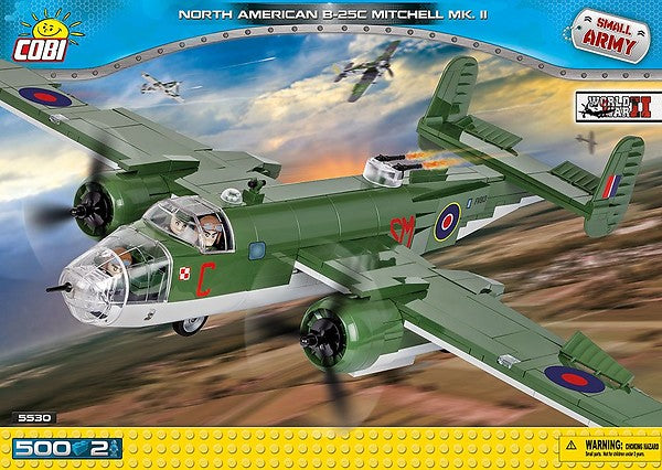 Cobi - B 25 Mitchell Mk.II: www.mightylancergames.co.uk