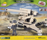 Cobi - Small Army - 8.8cm Flak 36/37 (100 Pcs): www.mightylancergames.co.uk