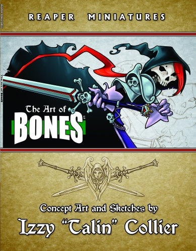 25008: The Art of Reaper Bones by Talin: www.mightylancergames.co.uk