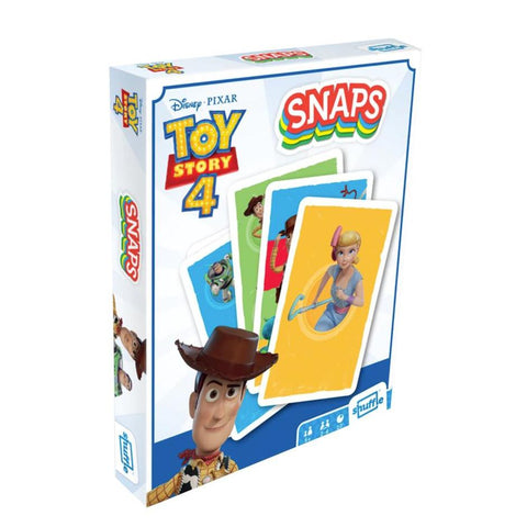 Toy Story 4 Snaps Card Game