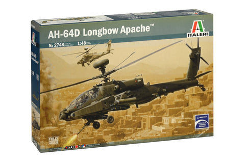 AH-64D Longbow Apache 1/48 Italeri: www.mightylancergames.co.uk