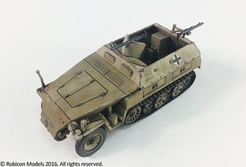 German SdKfz 250/1 Neu