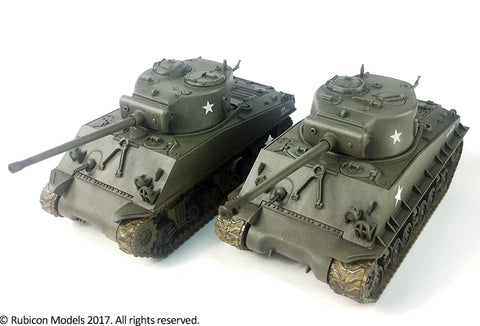 US M4A3 / M4A3E8 Sherman - Rubicon Models (280042)