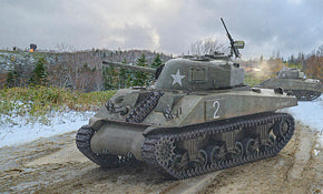 Rubicon M4 sherman/firefly IC 280060