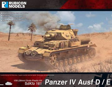 Panzer IV Ausf D/E: www.mightylancergames.co.uk