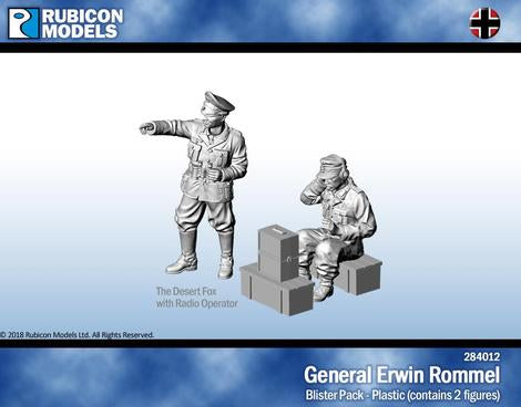 General Erwin Rommel - Rubicon (284012)
